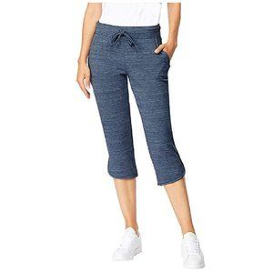 NEW 32 Degrees Cool Women's Soft Knit Capri Pants